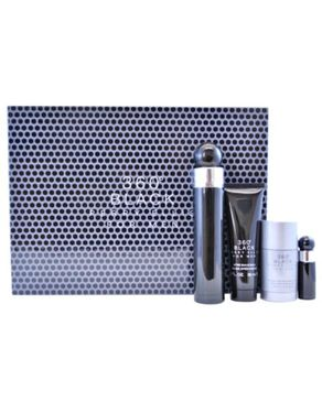 Perry Ellis 360 Black 4PC Gift Set EDT For Men