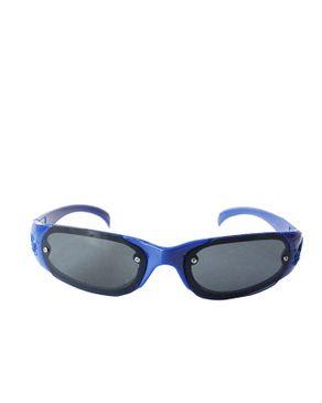 Fashion Dark Shade Unisex Sunglasses-Blue