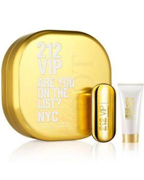 Carolina Herrera 212 Vip Gift Set - EDP