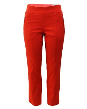 briggs new York Ankle Length Trouser - Orange