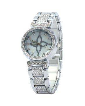 WeiQin Female Quartz Watch -Silver