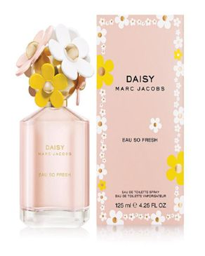 Marc Jacobs Daisy Eau So Fresh EDT Spray For Women 125ml
