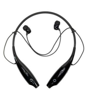 LG HBS-730 Wireless Bluetooth Headset - Black