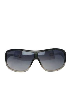 Fashion Unisex Transparent Sunglasses - Grey