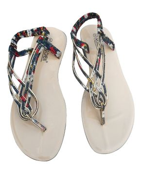 Rong Chen Ladies flat sandals