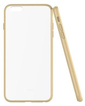 Universal Protective Bumper Case For iPhone 6 Plus - Gold