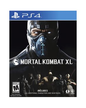 Warner Bros Interactive PS4 Mortal Kombat XL
