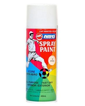 Abro White Spray Paint Buy Online Jumia Nigeria