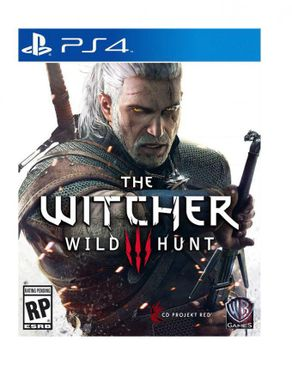 Warner Home Video Games PS4 The Witcher: Wild Hunt