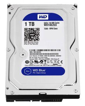 Western Digital WESTERN DIGITAL 1TB HDD DESKTOP (WD10EZX)