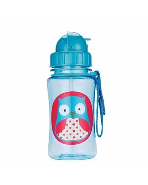 skip hop Toddler Water Bottle - Blue