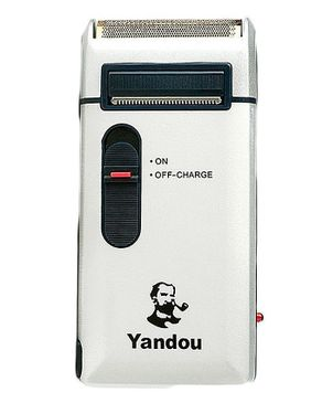 Yandou Rechargeable Hair Shaver SV-W301U - Silver