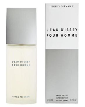 Issey Miyake LEau dIssey Pour Homme EDT 125ml