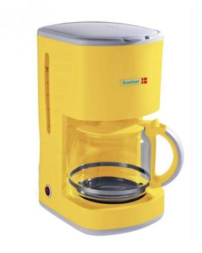 Scanfrost (Reduced Shipping Fee) Coffee Maker SFKAC 1401 Yellow