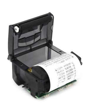 JP QR203 - 58mm Micro Receipt Thermal Printer with EML203 - Black