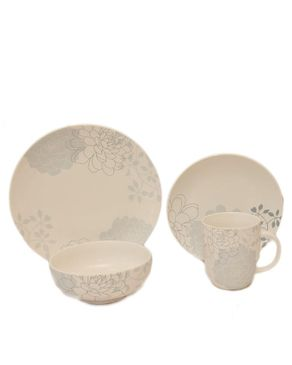 Coventry 16 Piece Dinnerwave Set - Blooming Blossoms