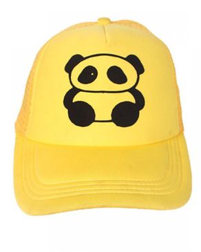Fashion Unisex Banny Cap - Yellow