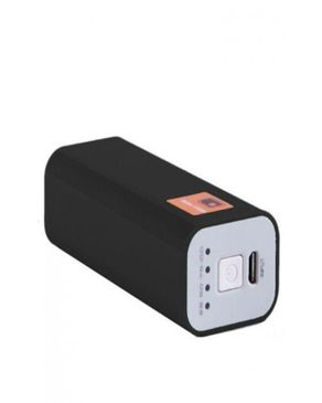 New Age 2200mAh Mobile Power Bank - Black