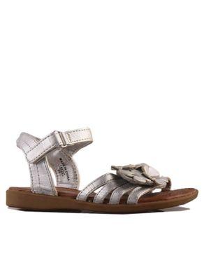 Smart Fit Girls Sandals- Grey