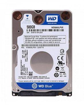 Western Digital WD5000LPVX 500GB Mobile 2.5-inch Hard Drive