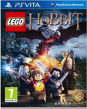 Warner Bros Interactive LEGO The Hobbit - PlayStation Vita