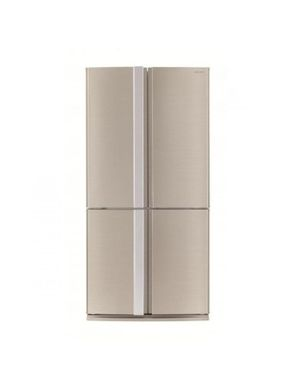 Sharp Double French Series Refrigerator SJ-FB74VN (Silver)