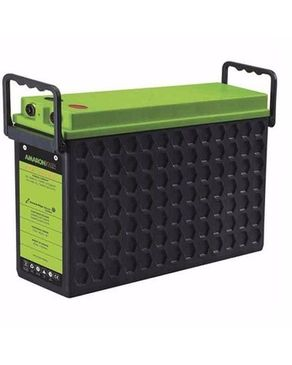 Universal Quanta Slim Design 12V FTA Series Battery - 100Ah/12V