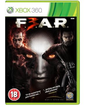 Warner Bros Interactive F.3.A.R. 3 - PAL - Xbox 360