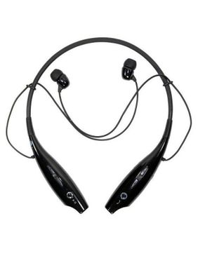 LG Tone HBS-730 Wireless Bluetooth Headset - Black