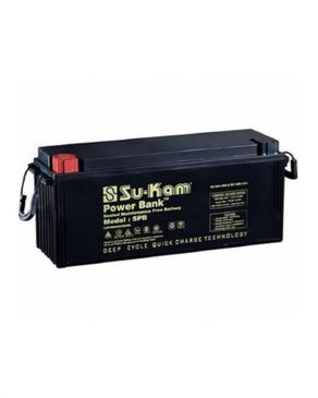 Sukam (Reduced Shipping Fee) Deep Cycle 200AH / 12V Battery
