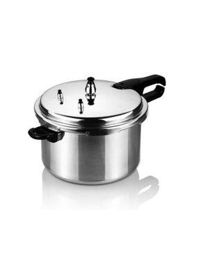 Universal Pressure Cooker - Silver