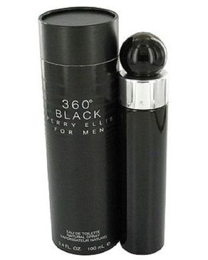 Perry Ellis 360 Black EDT 100ml For Him