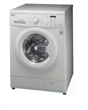 LG Automatic Front Loader Washing Machine WM 10C3L