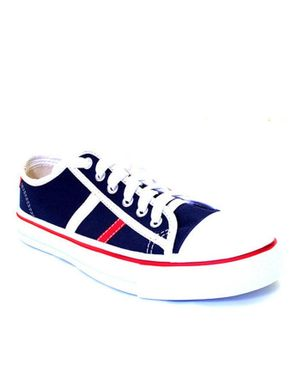 Bata Striped Sneakers Blue Red Buy Online Jumia Nigeria