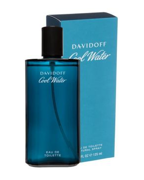 Davidoff Cool Water EDT 125ml For Men