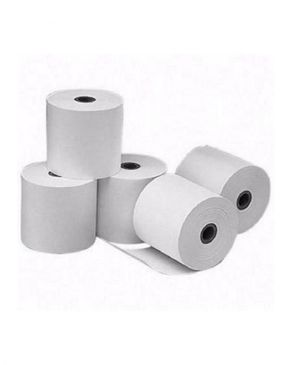 Universal POS Thermal Paper - 5 Rolls -80x80 mm