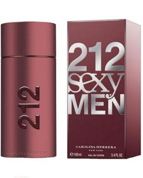 Carolina Herrera 212 Sexy EDT for Men 100ML