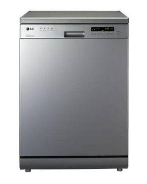 LG Dishwasher DW 1452L (Silver)