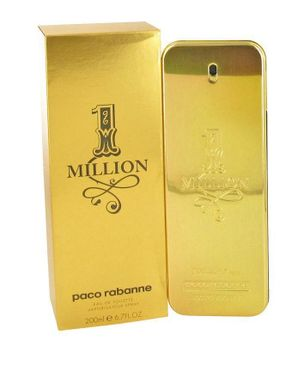Paco Rabanne One Million EDT 200ml For Men