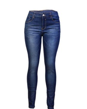 Angelica Skinny Jeans -Light blue