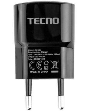 Tecno USB Charger TC09- Black