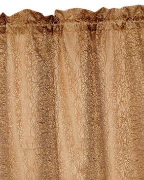 Jason Patrick New Safari Curtains- Light Brown