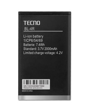 Tecno BL-4R Battery for S7 & M7