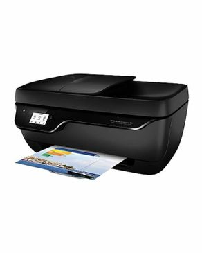 HP OfficeJet 3830 All-in-One Printer - Black
