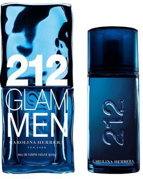 Carolina Herrera 212 Glam Man EDT - 100ml