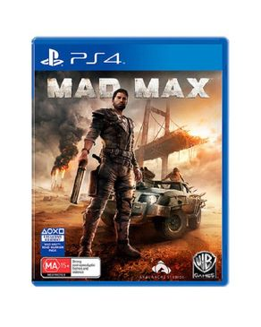 Warner Bros Interactive PS4 Mad max