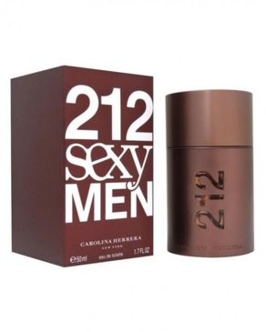 Carolina Herrera 212 Sexy For Men EDT - 50 ml