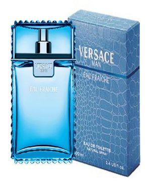 Versace Man Eau Fraîche Eau De Toilette Spray 100ml