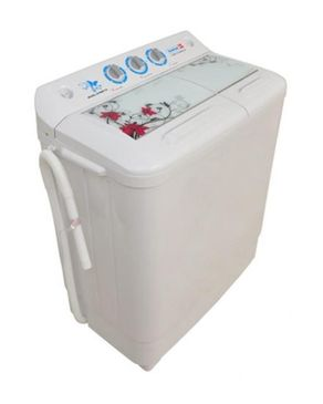 Scanfrost (Reduced Shipping Fee) 5-5KG Twintub Topload Washer