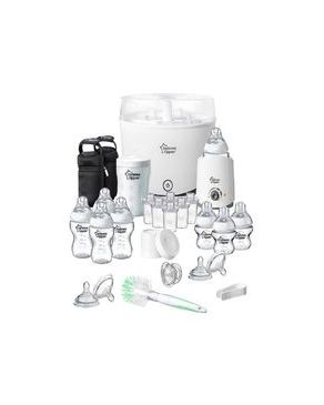 tommee tippee closer to nature complete starter and steriliser kit buy online jumia nigeria. Black Bedroom Furniture Sets. Home Design Ideas